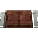 Custom Metal Entry Gates