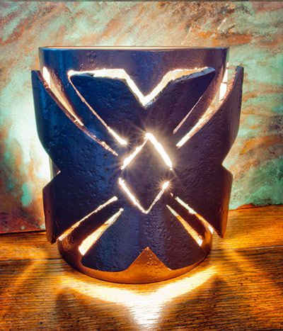 Metal Light Sconce